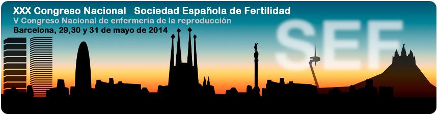 Congreso nacional de la SEF en Barcelona mayo 2014