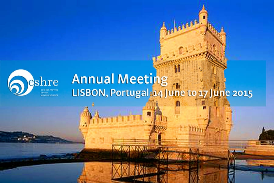 VRepro en ESHRE 2015 Lisboa