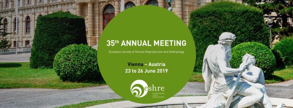 Congreso ESHRE 2019 Viena